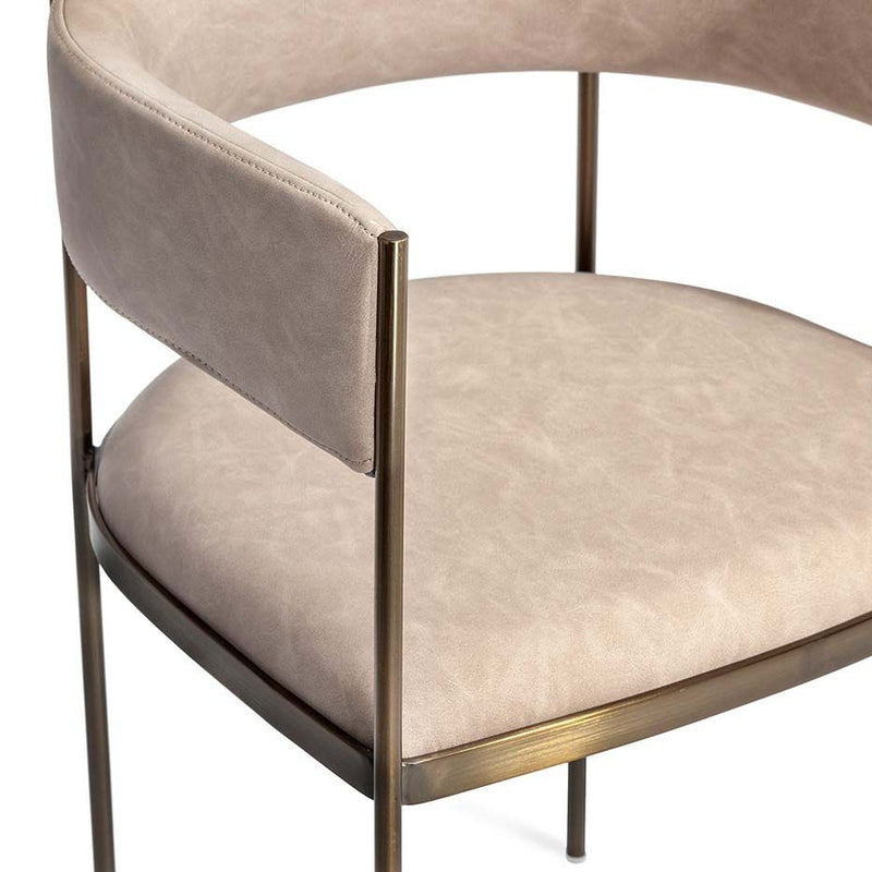 Ryland Dining Chair - Taupe