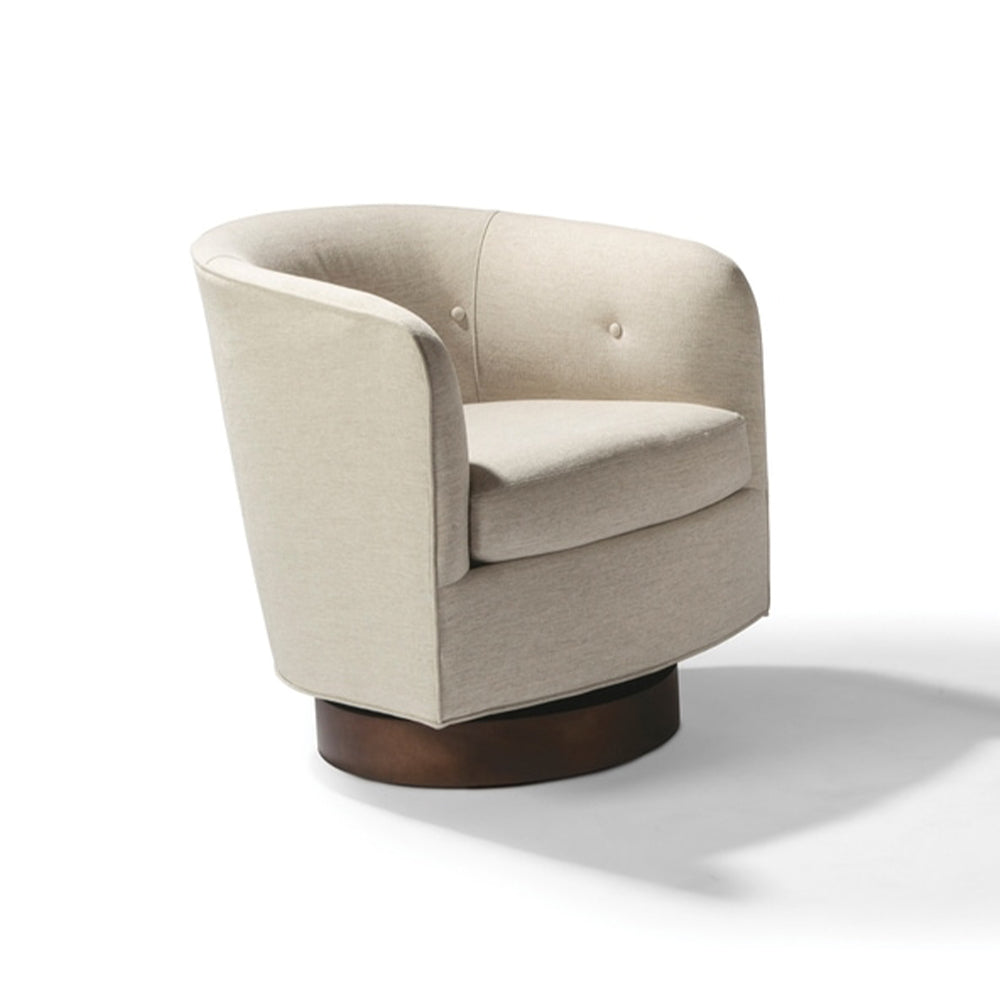 Roxy Would Swivel-Tilt Tub Chair