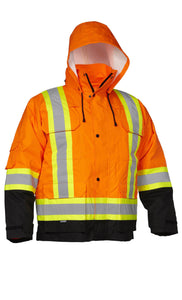 3 in 1 Safety Jacket