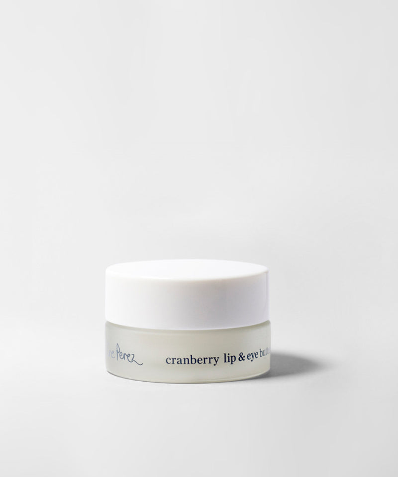 Cranberry Lip & Eye Butter
