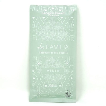 La Familia Chocolate - Menta 200mg