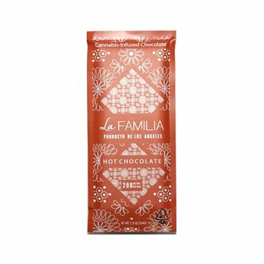 La Familia Chocolate - Hot Chocolate Abuelita 200mg