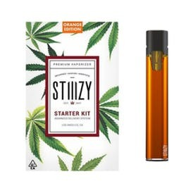 Stiiizy Starter Kit - Orange