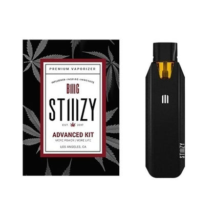 Stiiizy BIIIG Advanced Kit - Black