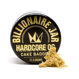 West Coast Cure Badder - Billionaire Jar 11.5g