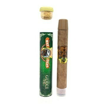 Barewood Wax Cigars - Gucci OG 1000mg