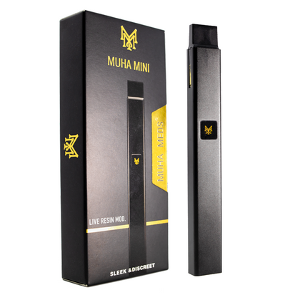 Muha Meds Mini Battery - Black