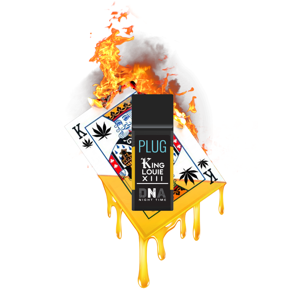 PlugPlay DNA - King Louis XIII 1000mg