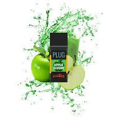 PlugPlay Exotics - Apple Slushie 1000mg