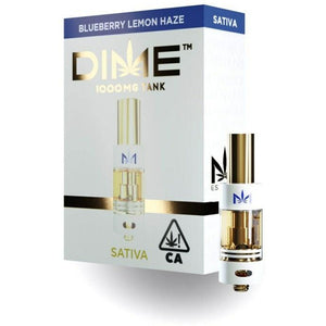 DIME Cartridge - Blueberry Lemon Haze 1000mg