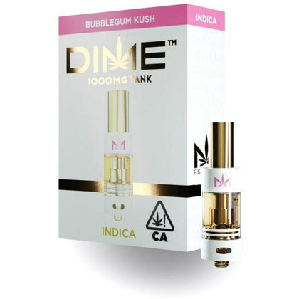 DIME Cartridge - Bubble Gum Kush 1000mg