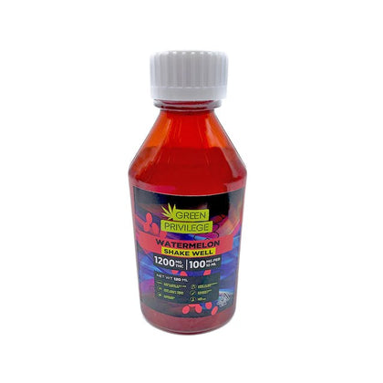 Green Privilege Syrup - Watermelon 1200mg