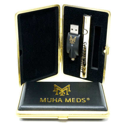 Muha Meds Cartridge Battery - Black