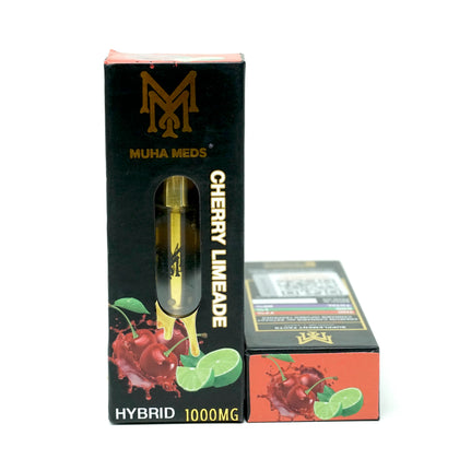 Muha Meds Cartridge - Cherry Limeade 1000mg