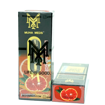 Muha Meds Cartridge - Blood Orange 1000mg