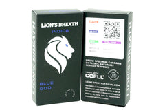 Lion's Breath - Blue God 1000mg