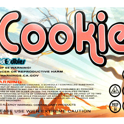 Addie's Edibles - Cookie 100mg