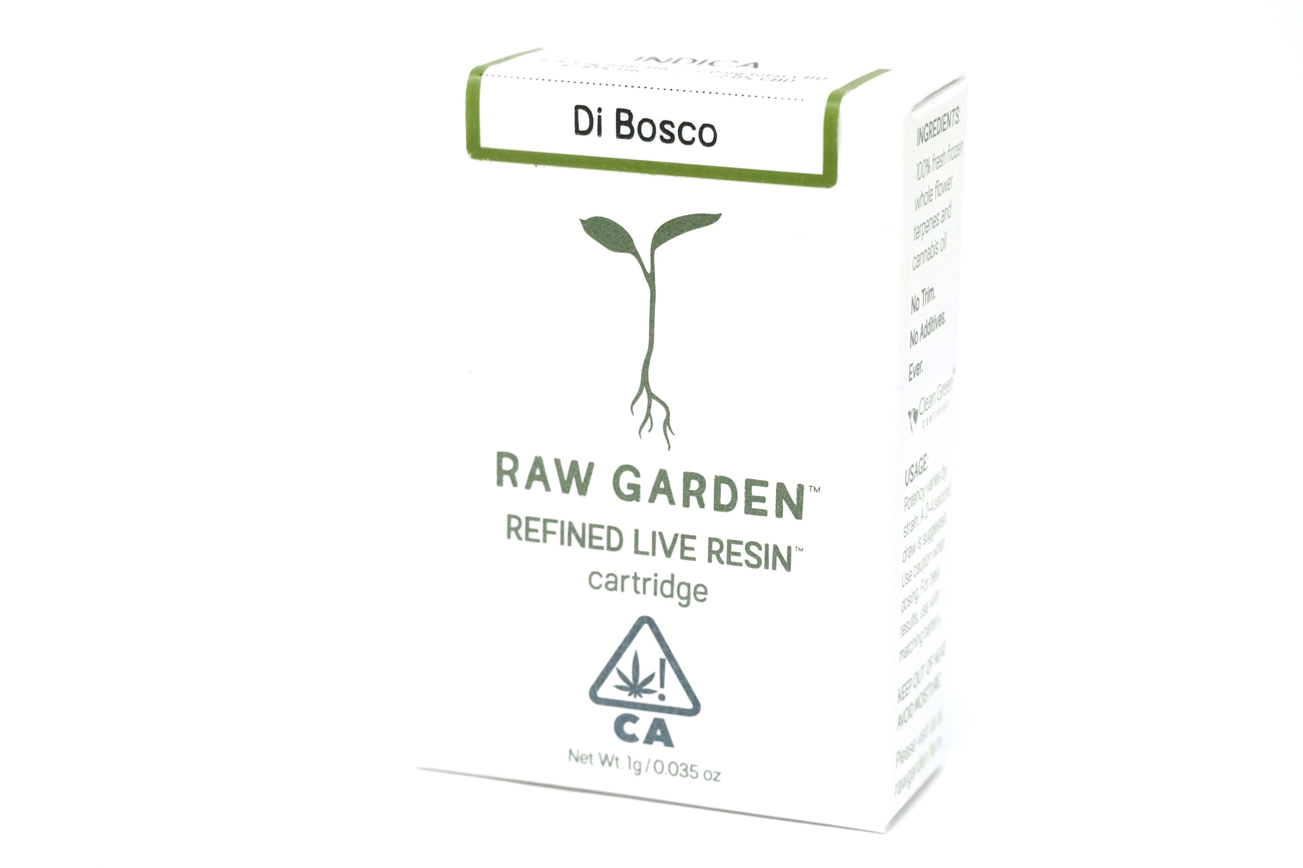 Raw Garden - Di Bosco 1000mg