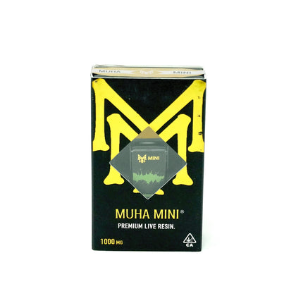 Muha Meds Mini - Green Crack 1000mg