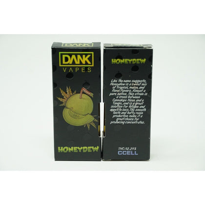 Dank Vapes - Honey Dew 1000mg