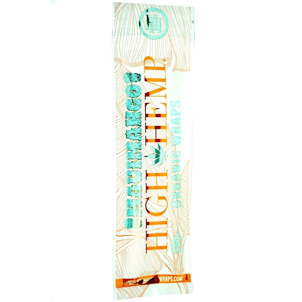 High Hemp - Maui Mango Organic Wraps