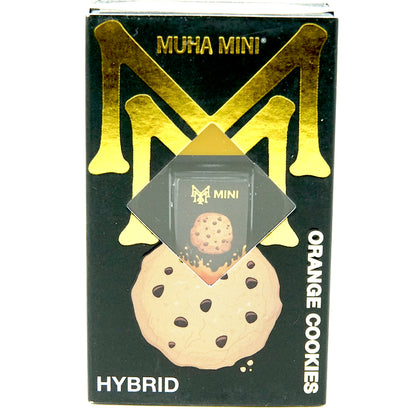 Muha Meds Mini - Orange Cookies 1000mg
