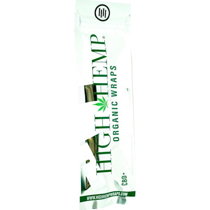 High Hemp - Original Organic Wraps