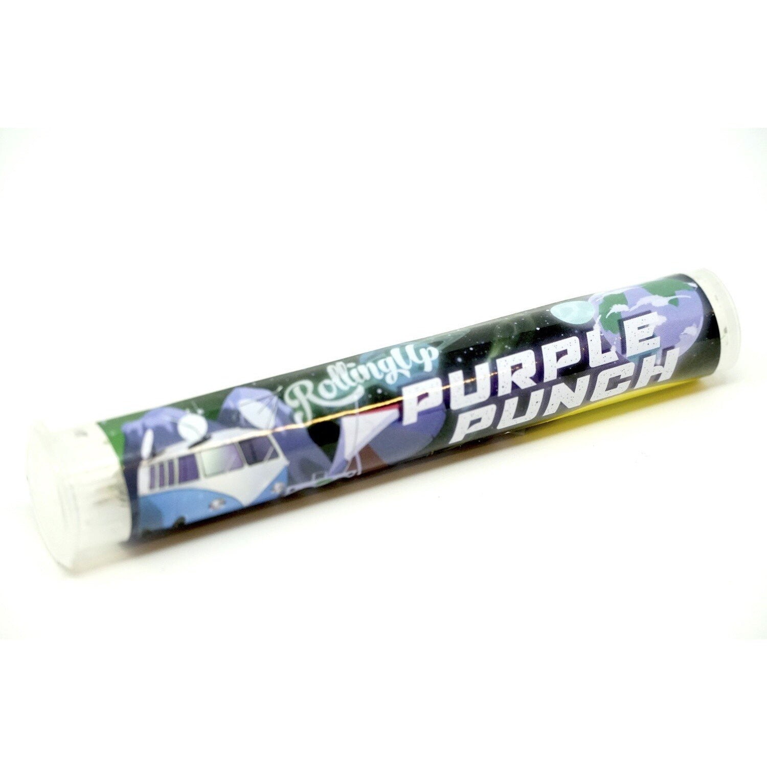 Rolling Up House Roll - Purple Punch 1g