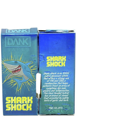 Dank Vapes - Shark Shock