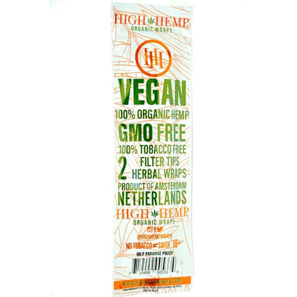 High Hemp - Pineapple Paradise Organic Wraps