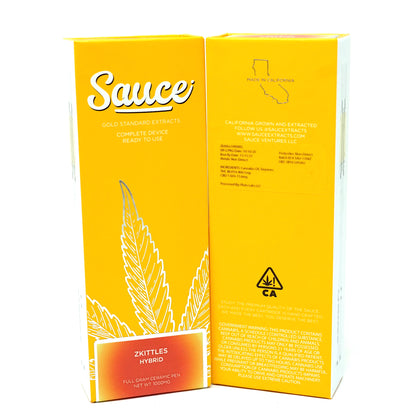 Sauce Disposable - Zkittles 1000mg