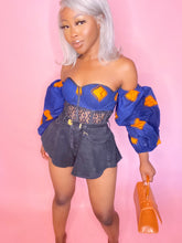 Load image into Gallery viewer, Onyeka Corset Top