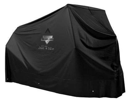 Graphite Black Motorcycle Cover