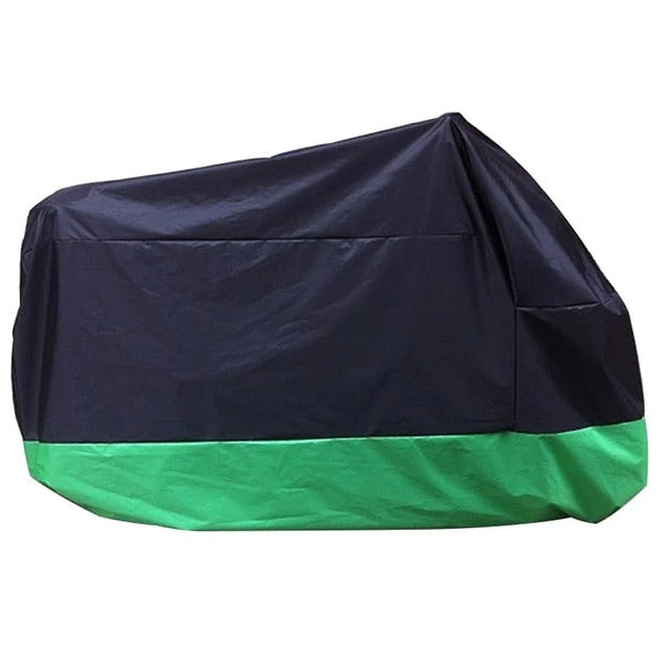 XXL 180T Portable Universal Motorcycle Cover UV Protector Waterproof Rain Dustproof Anti-theft Motor Scooter Covers MBA_60E