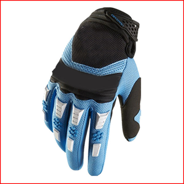 Plain Motorcycle  Riding  Gloves