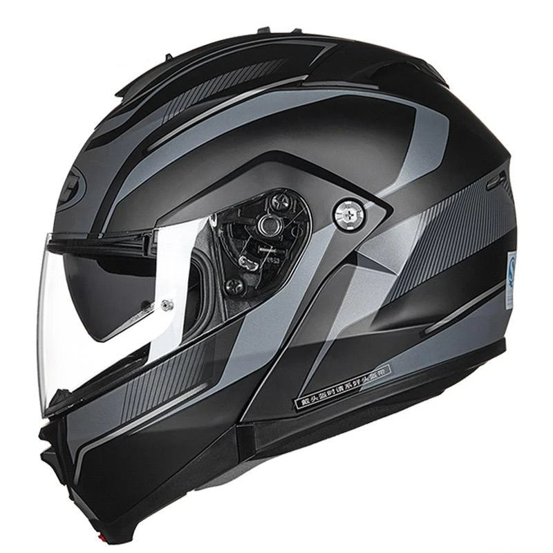 HJC IS-MAX II motorcycle flip up racing modular full face helmet