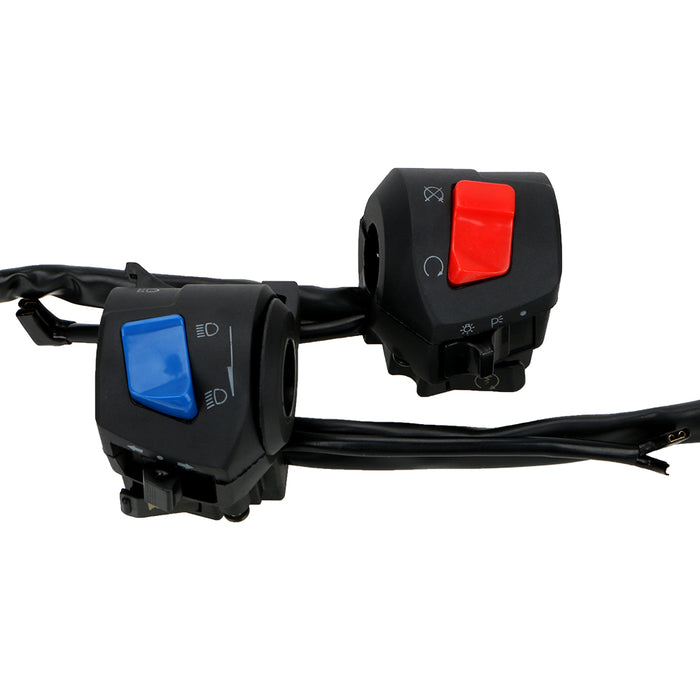 Universal Motorcycle Handlebar Switches