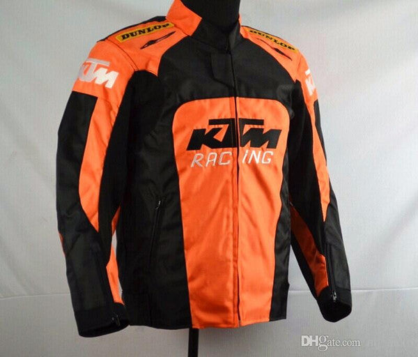 KTM Protective Motorcycle Men Jacket