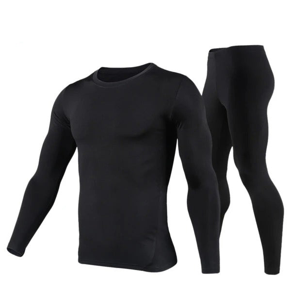 Motorcycle Thermal Tops & Pants Set