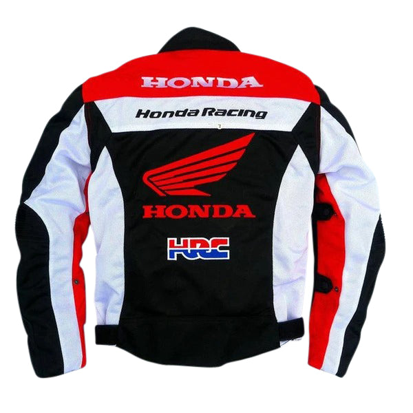 Honda Racing Motorcycle Jacket Protection Armor MotoGP Gear