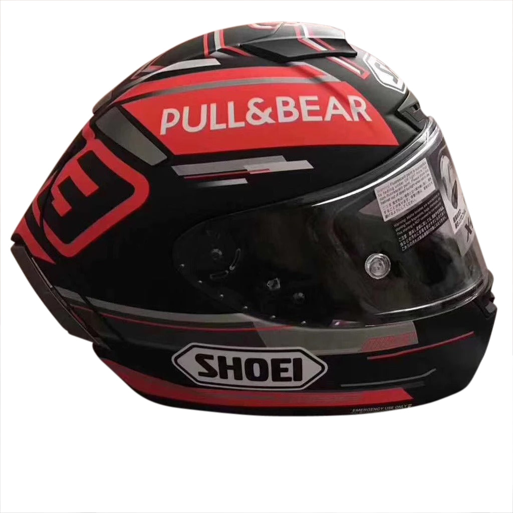 Pull & Bear Full Face Motorcycle Helmet