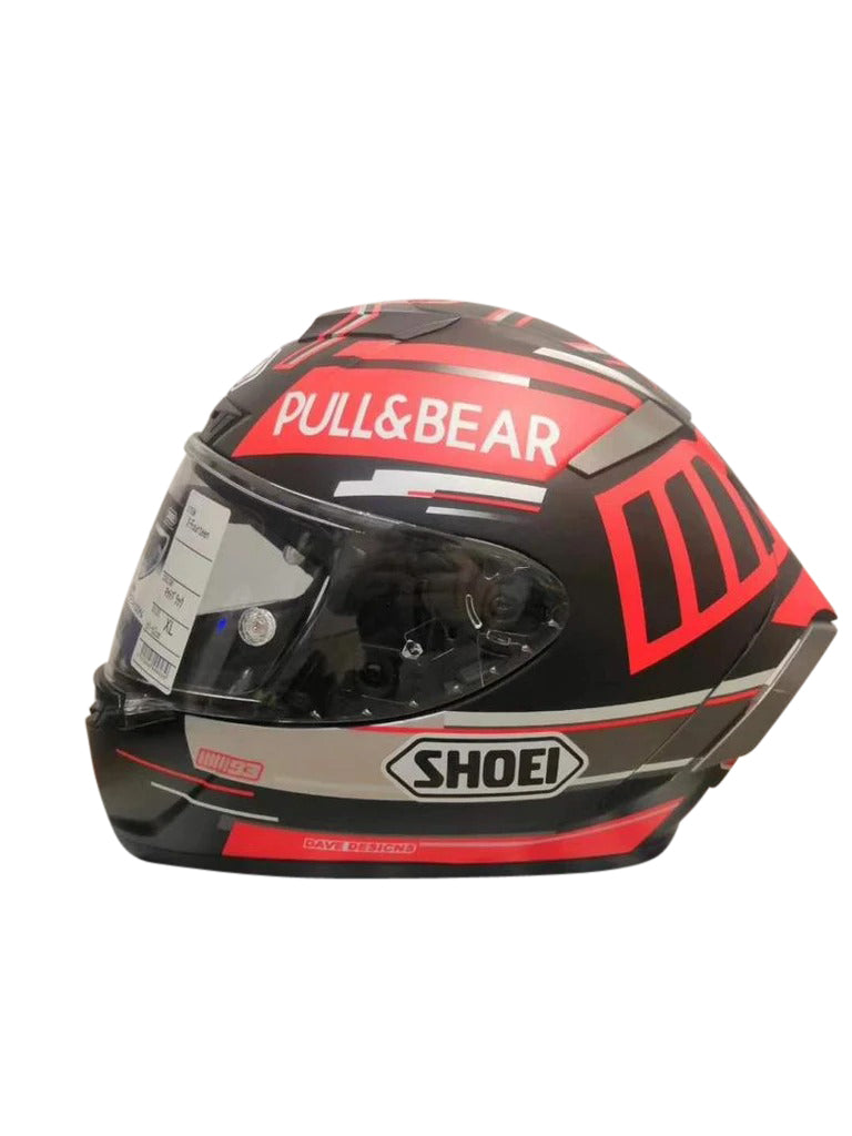 Shoei  X14 Pull&Bear HELMET Full Face Motorcycle Helmet