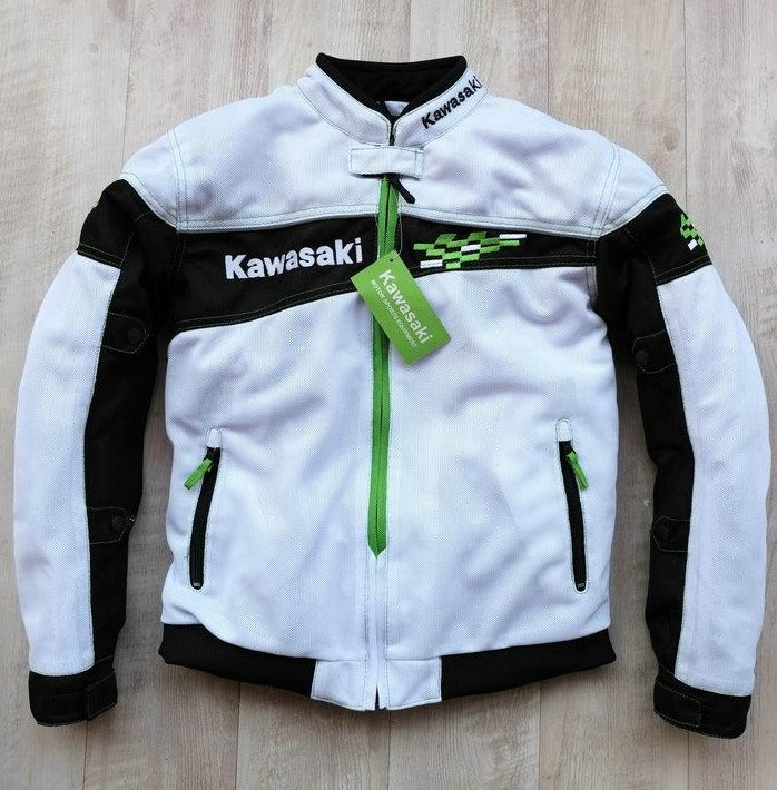 Kawasaki Summer Jacket Armor Protection