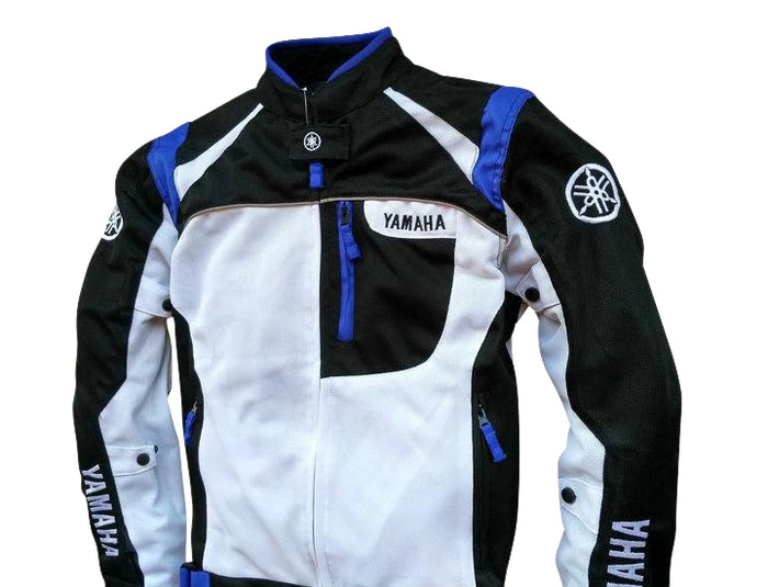 Yamaha Summer Jacket Armor Protection