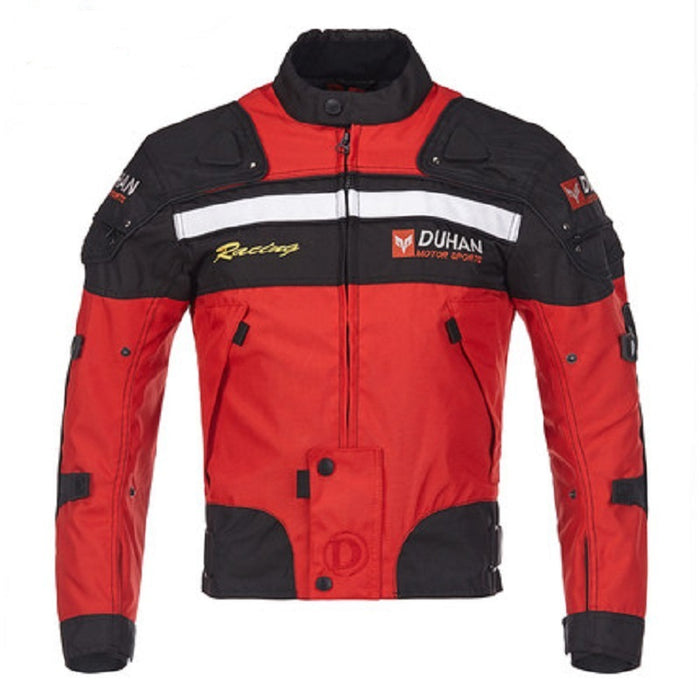 DUHAN Gender Fluid Winter Riding Jacket