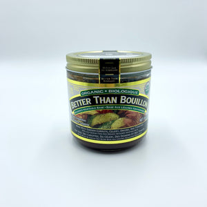 Vegetable Broth Concentrate (organic)