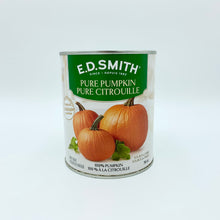 Load image into Gallery viewer, Canned Pumpkin