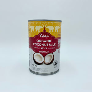 Coconut Milk (organic)
