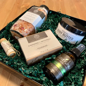Spa Day Gift Box
