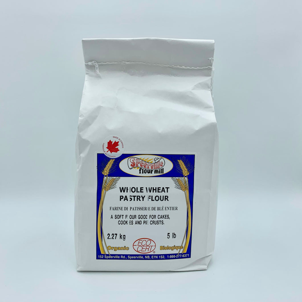 Whole Wheat Pastry Flour (organic)